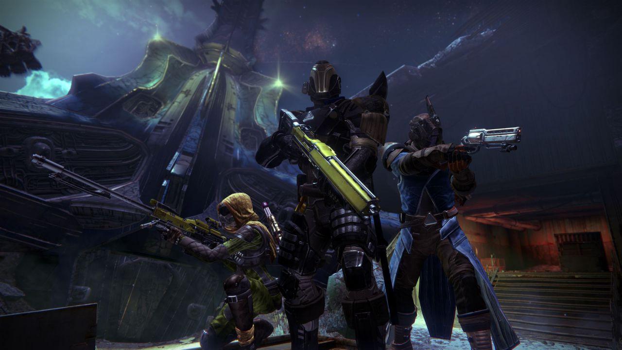 provato Destiny: Beta Multiplayer