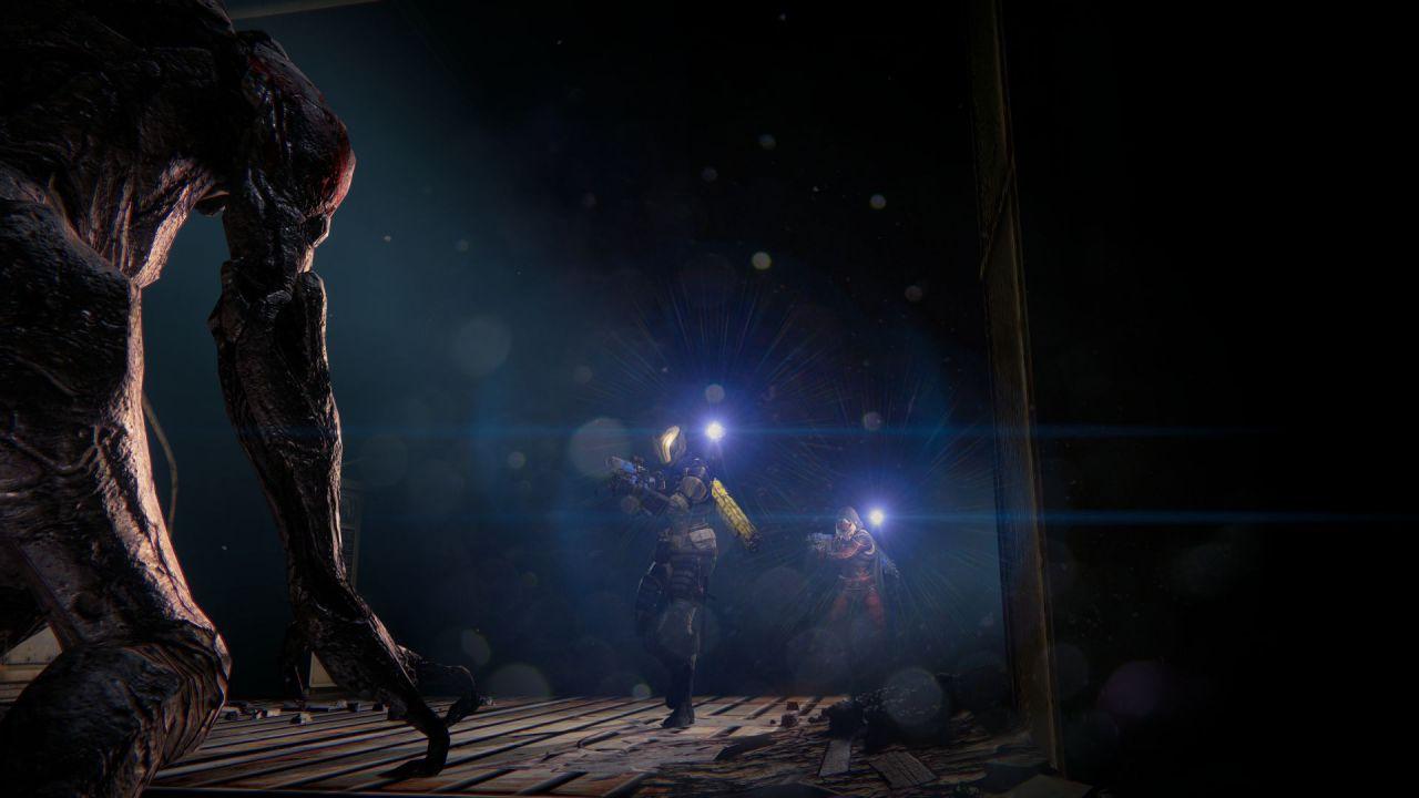 speciale Destiny - The Dark Below