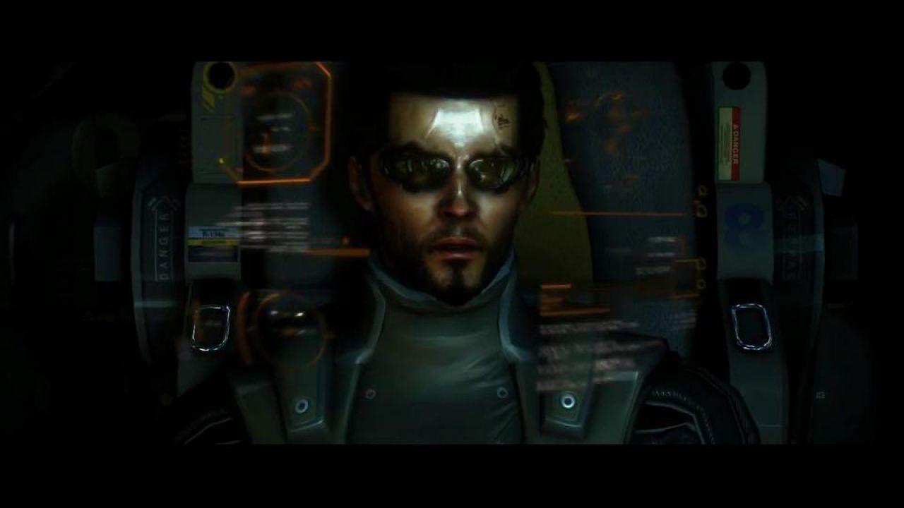 first look Deus Ex: Human Revolution
