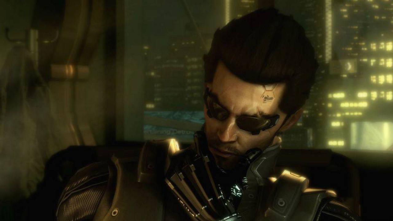 hands on Deus Ex: Human Revolution