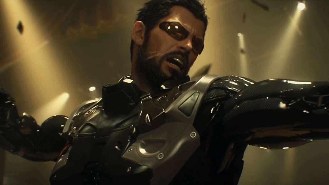 intervista Deus Ex Mankind Divided - Intervista a Patrick Fortier