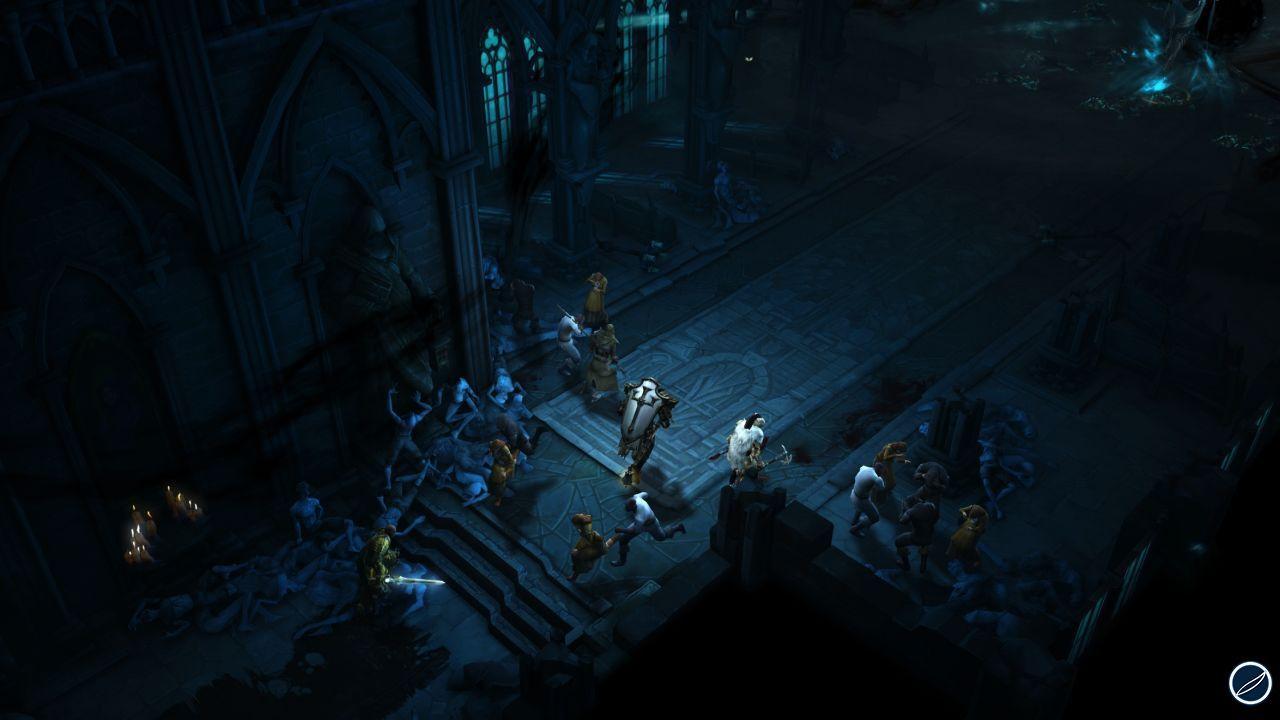 hands on Diablo 3: Reaper of Souls - Il Crociato