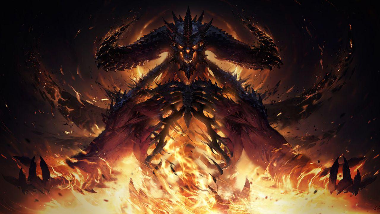 provato Diablo Immortal: il Diavolo si mostra in versione mobile alla Blizzcon 2018