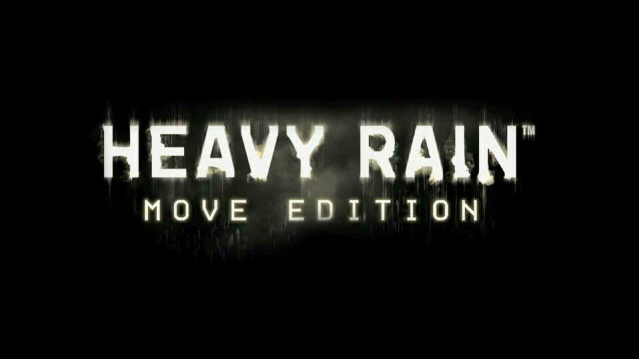 speciale Dietro le quinte di Heavy Rain