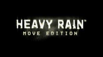 Dietro le quinte di Heavy Rain