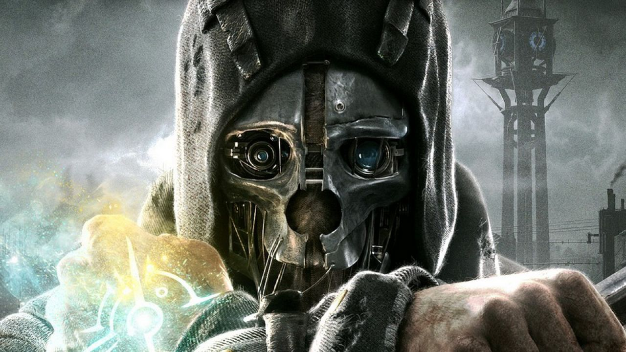 hands on Dishonored