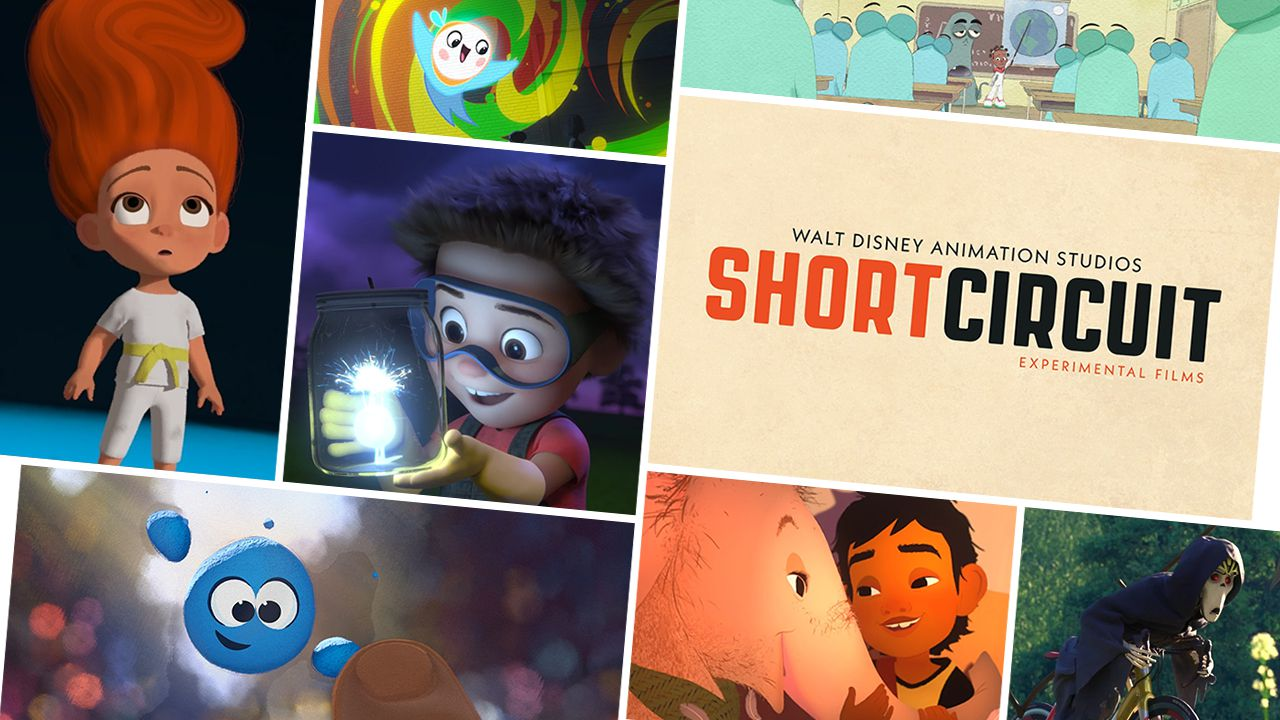 "intervista Disney ""Short Circuit"": intervista ai registi dei corti originali Disney+"