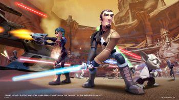 Disney Infinity 3.0 - Il Crepuscolo della Repubblica
