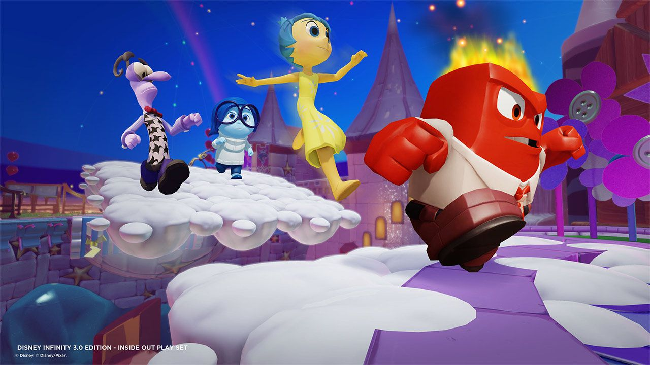 recensione Disney Infinity 3.0 - Inside Out