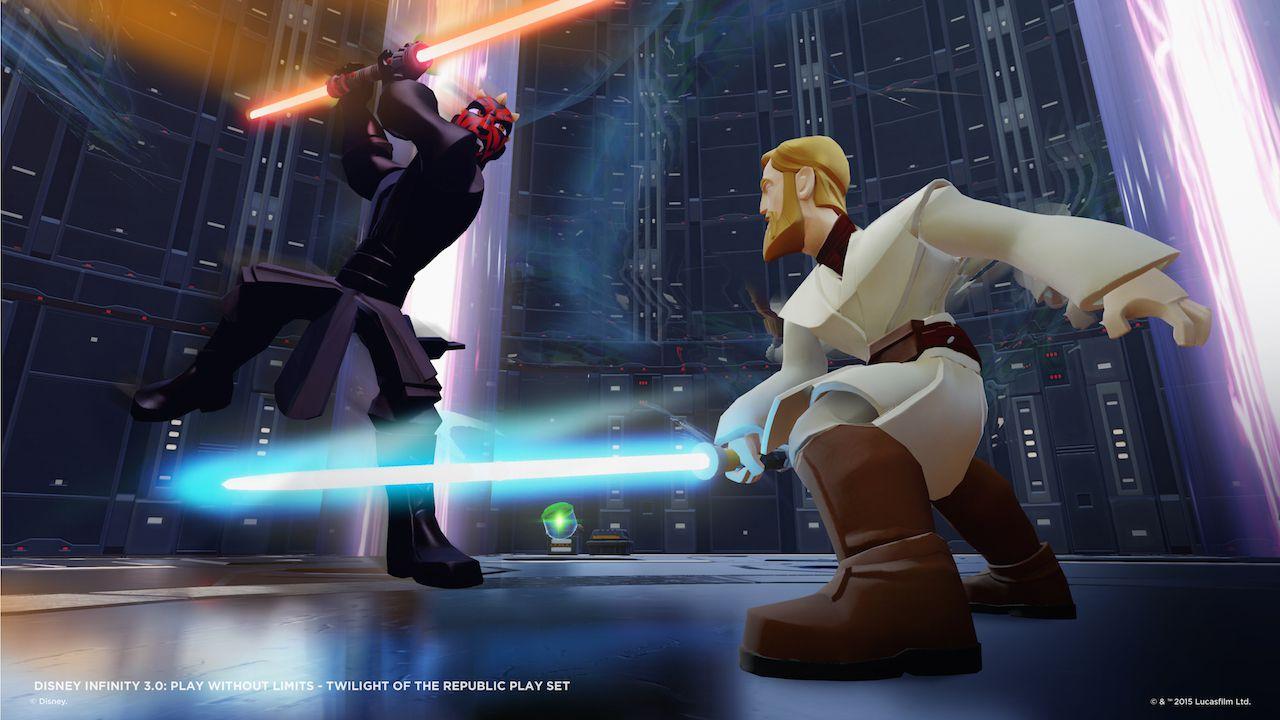 recensione Disney Infinity 3.0 - Insieme contro l'Impero