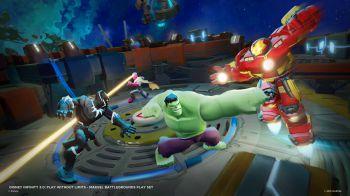 Disney Infinity 3.0 - Marvel Battlegrounds