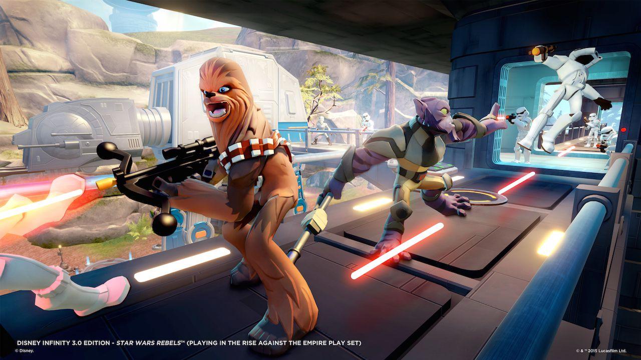 recensione Disney Infinity 3.0 - Il Risveglio della Forza