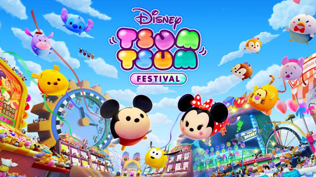 recensione Disney Tsum Tsum Festival Recensione: un nuovo party game per Switch