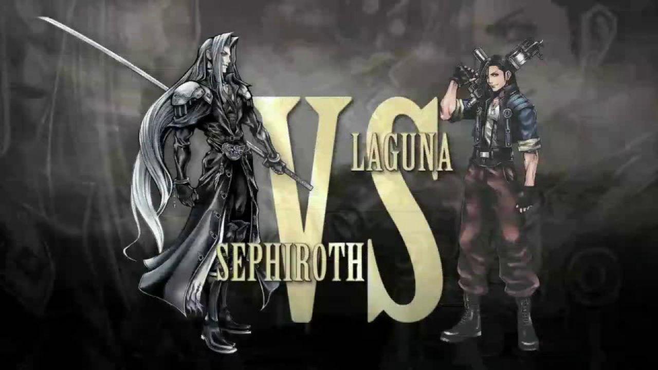 recensione Dissidia 012 Final Fantasy