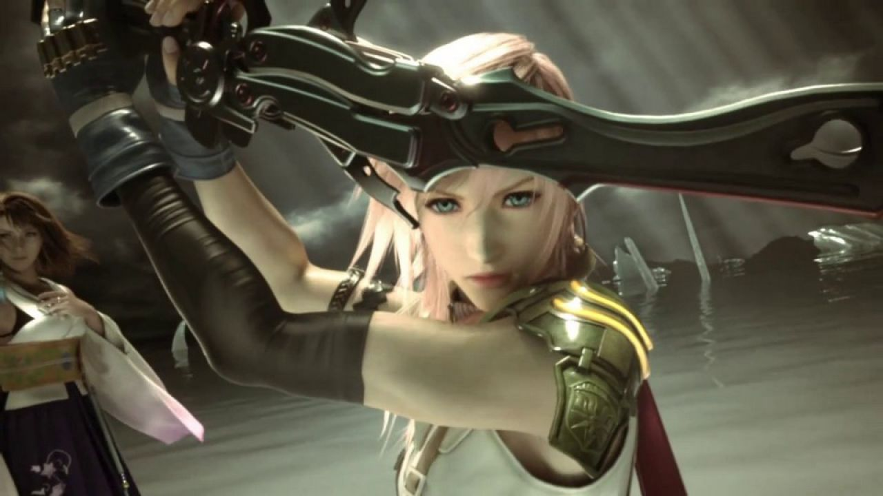 hands on Dissidia Duodecim Final Fantasy