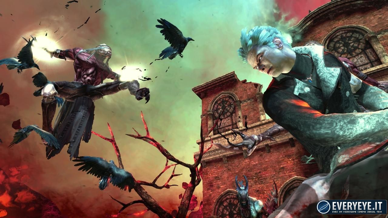hands on DmC Devil May Cry