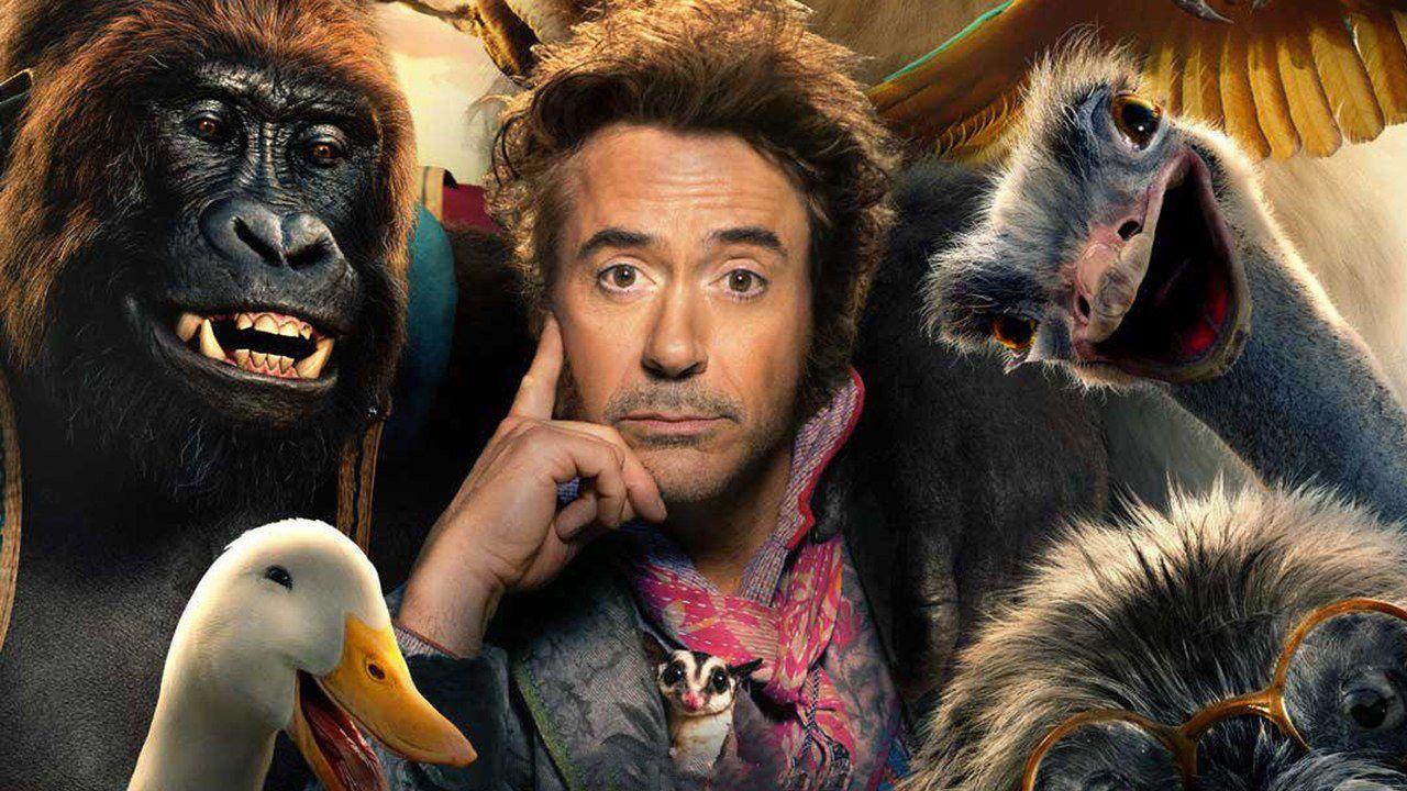 recensione Dolittle, la recensione del nuovo film con Robert Downey Jr.