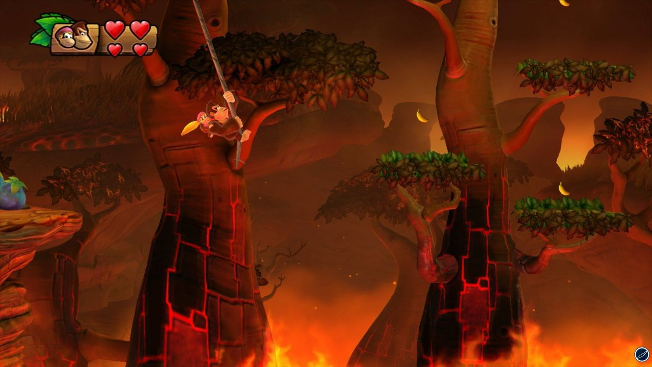 hands on Donkey Kong Country: Tropical Freeze