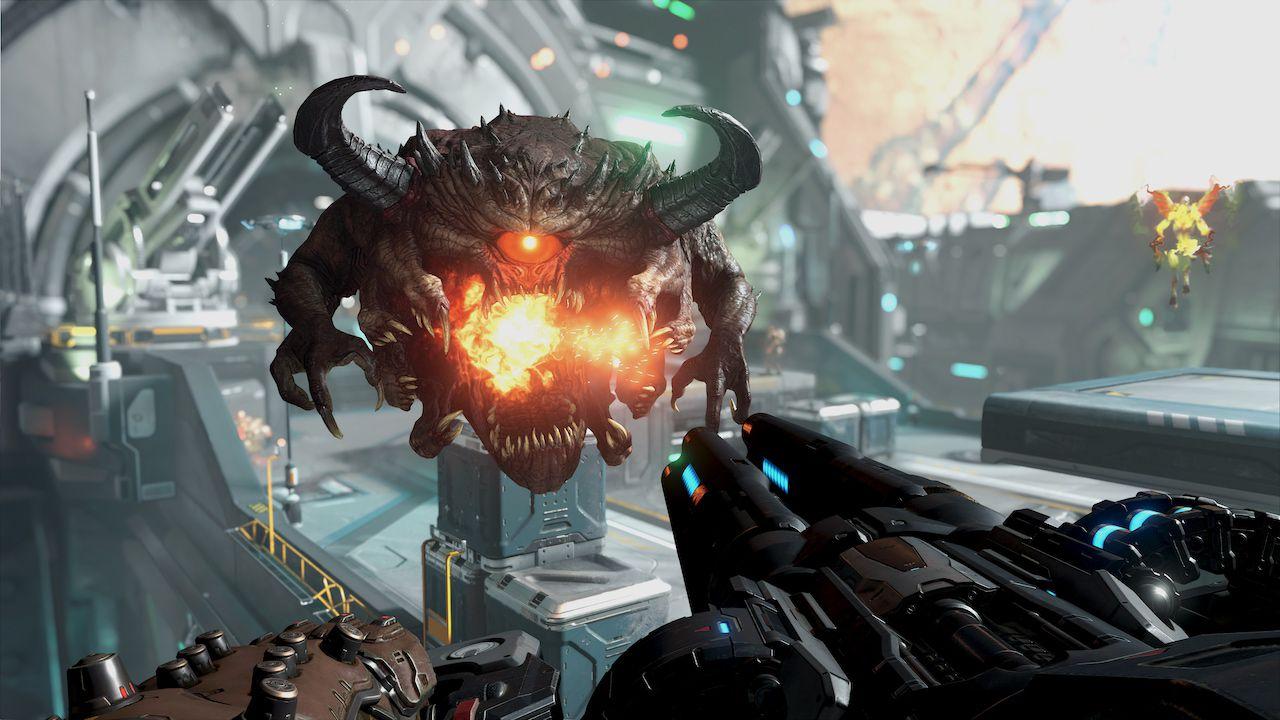 intervista Doom Eternal: il brutale sparatutto Bethesda è pronto a debuttare su Switch