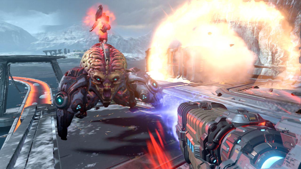Doom Eternal per Nintendo Switch: la recensione dello sparatutto Bethesda