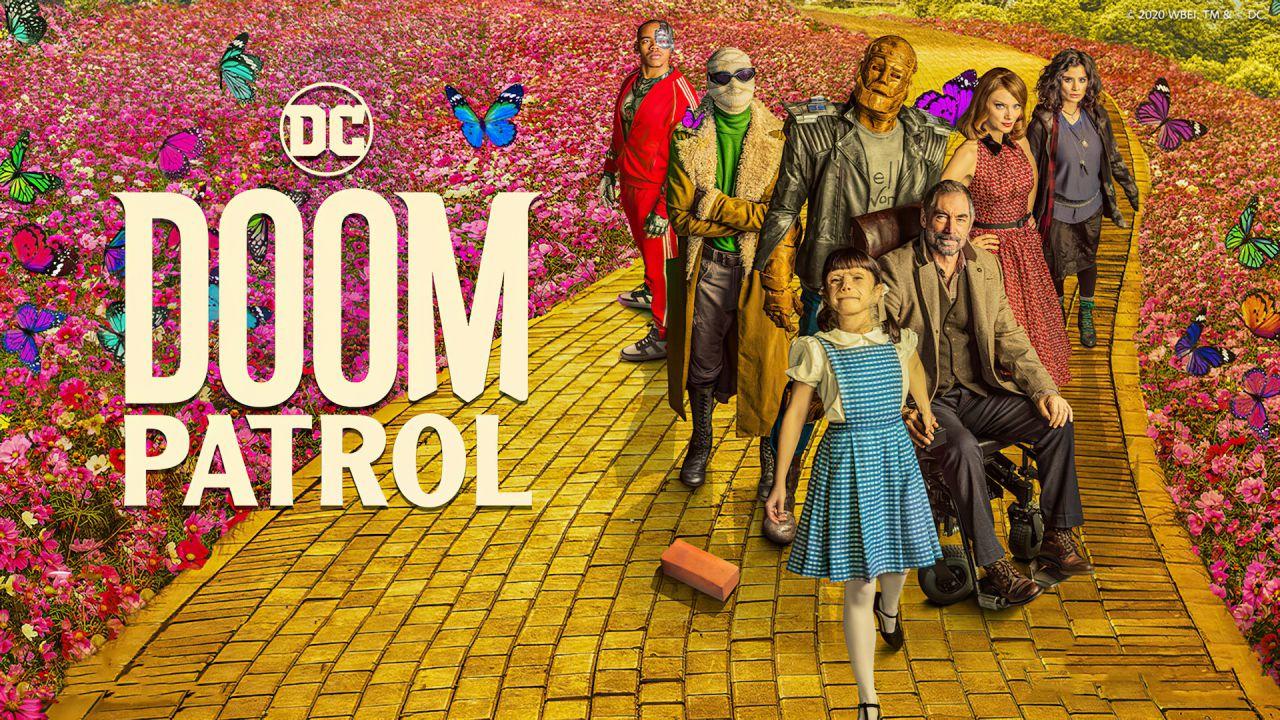 anteprima Doom Patrol 2: prime impressioni sulla serie DC, in arrivo su Amazon
