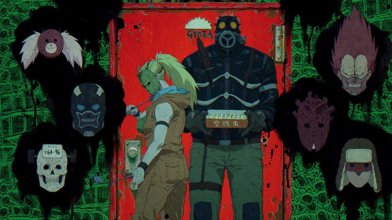 recensione Dorohedoro: recensione del bizzarro anime in esclusiva su Netflix