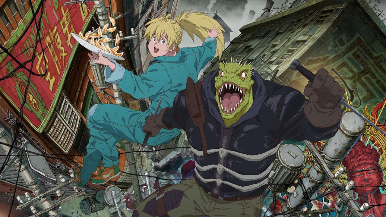 first look Dorohedoro: primo sguardo al folle anime disponibile su Netflix