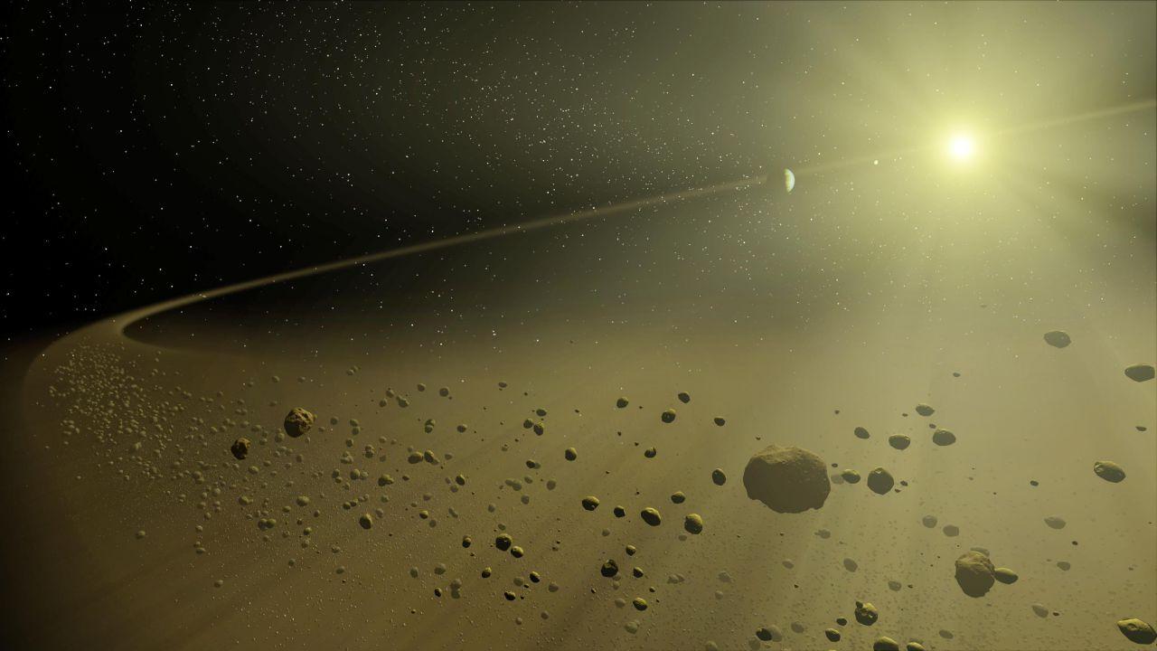 speciale Dove finisce il sistema solare? Fino a dove si spingono le brame del Sole?