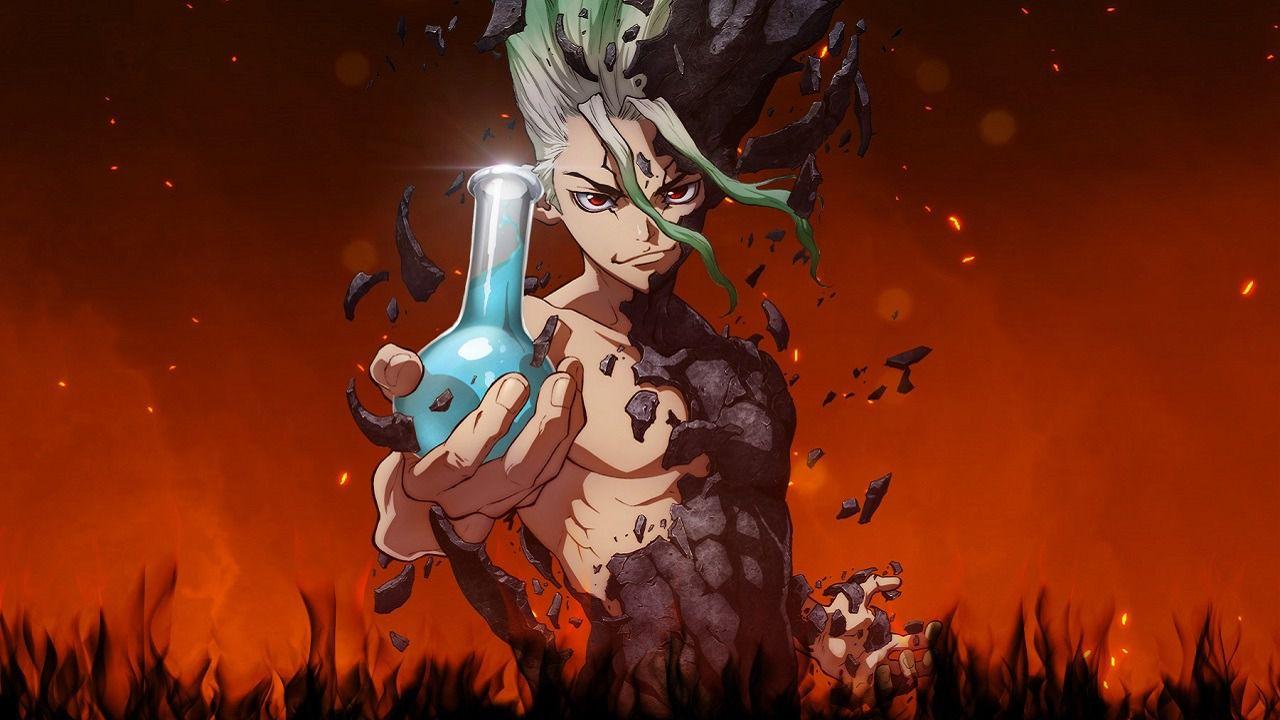 Dr. Stone: la recensione della prima stagione dell'anime su Crunchyroll