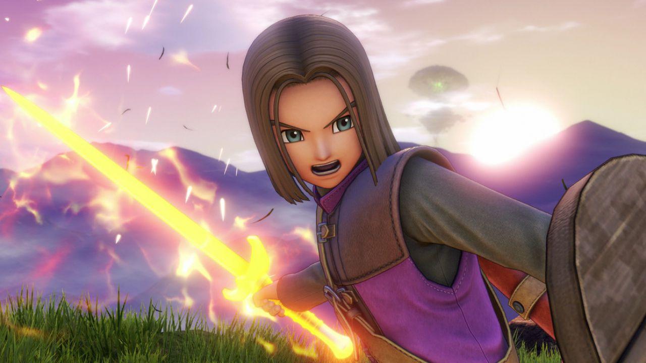 recensione Dragon Quest 11 S: Recensione della versione definitiva per Nintendo Switch