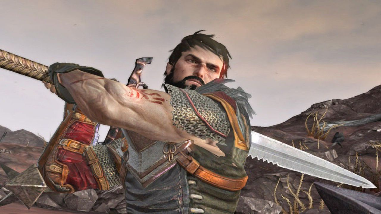 anteprima Dragon Age 2