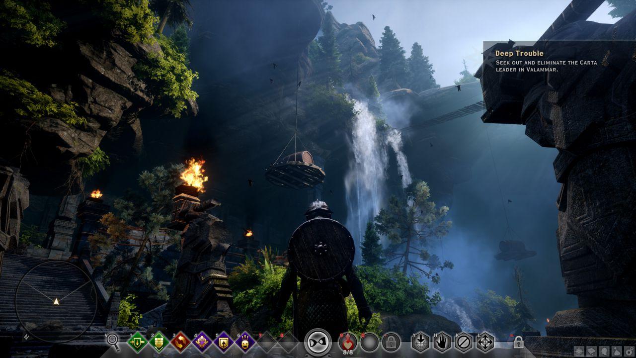 anteprima Dragon Age: Inquisition