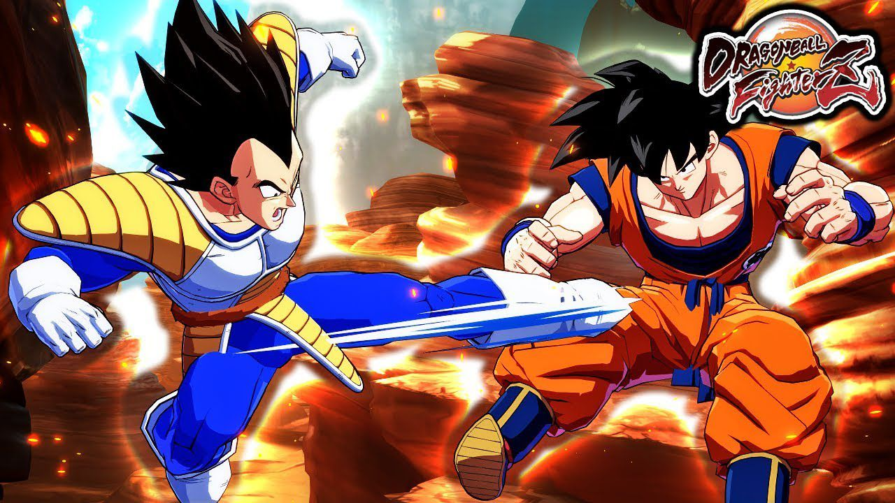 provato Dragon Ball FighterZ: i Saiyan combattono su Nintendo Switch