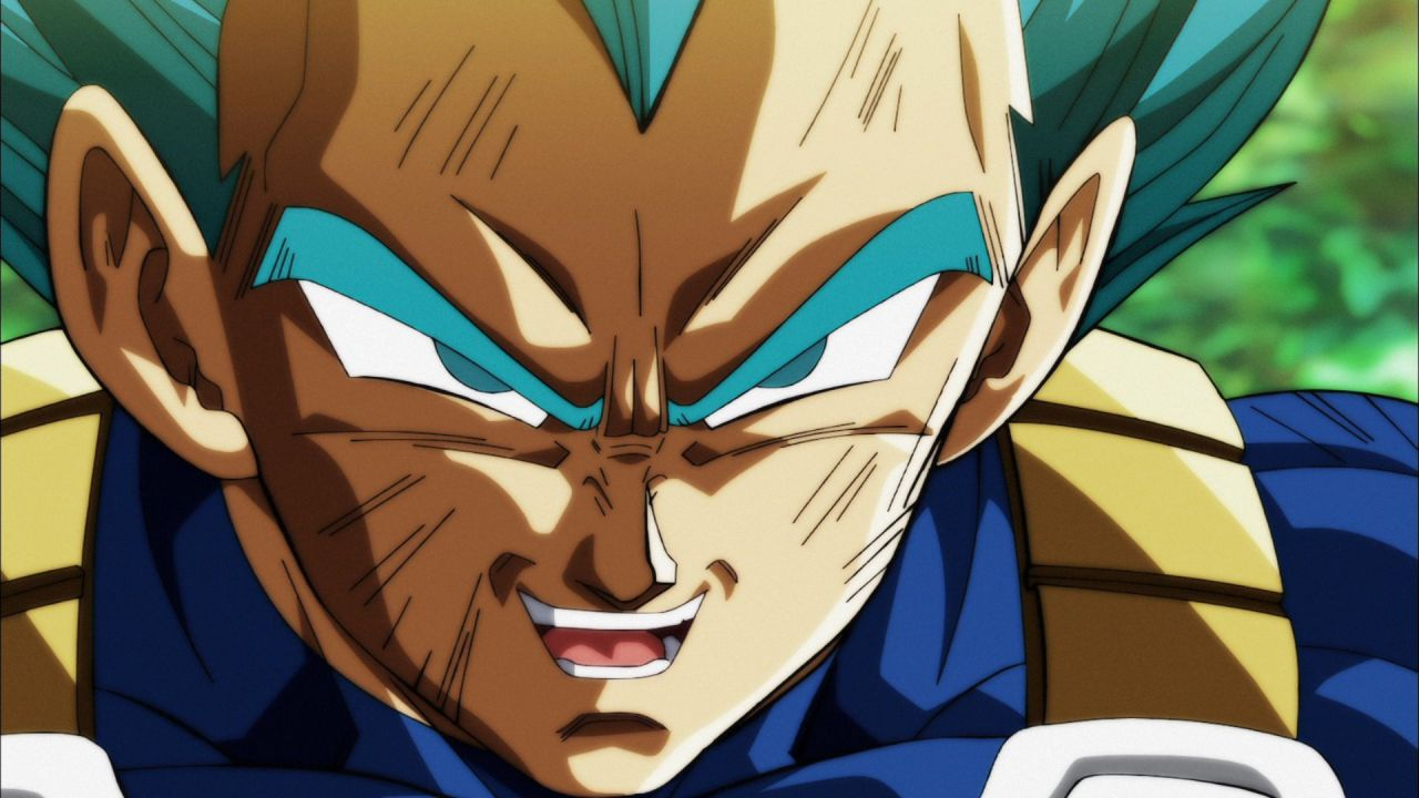 speciale Dragon Ball Super: analisi episodio 122, l'orgoglio di Vegeta!