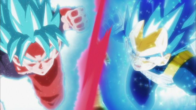 Dragon Ball Super: analisi episodio 123, oltre il limite del Super Saiyan Blue!