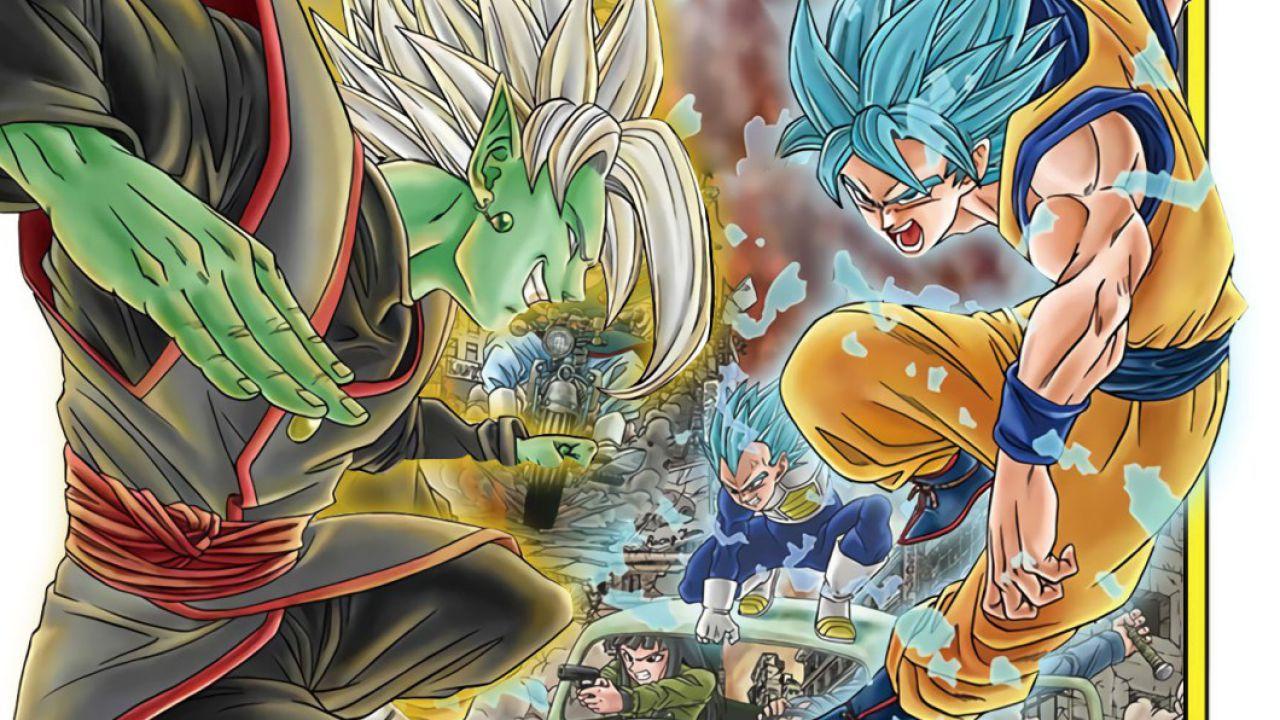 Dragon Ball Super: l'analisi del volume 5 del manga di Toyotaro