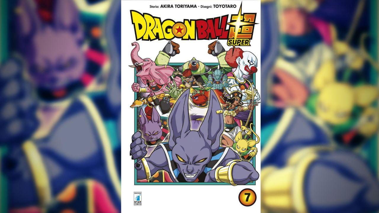 Dragon Ball Super: il Torneo del Potere ha inizio nel Volume 7