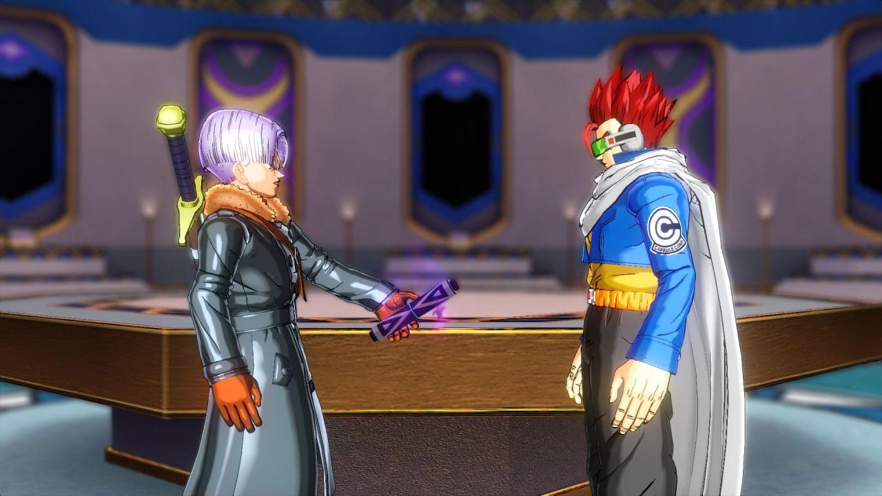 anteprima Dragon Ball Xenoverse