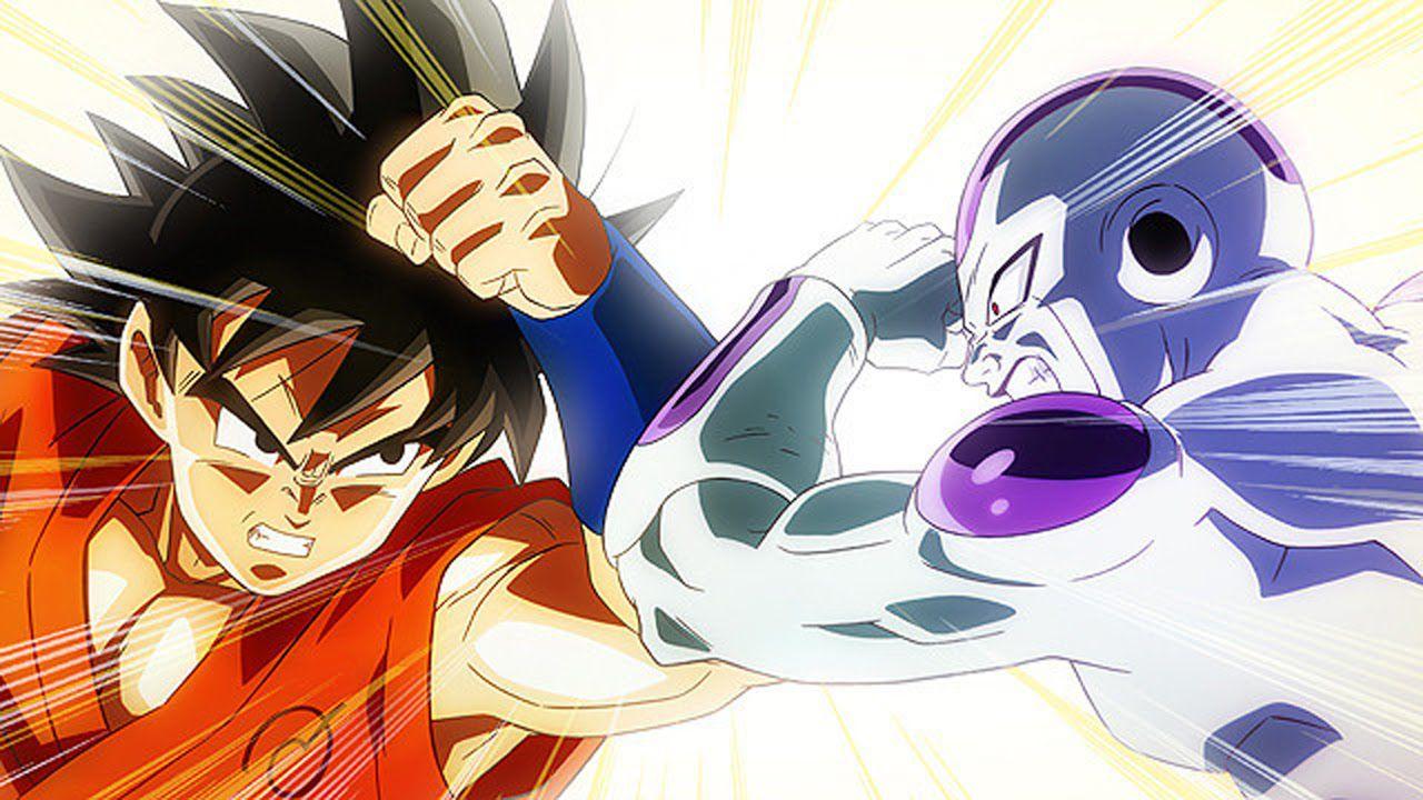 Dragon Ball Z La Resurrezione Di F Segna La Deriva Deludente Di Super