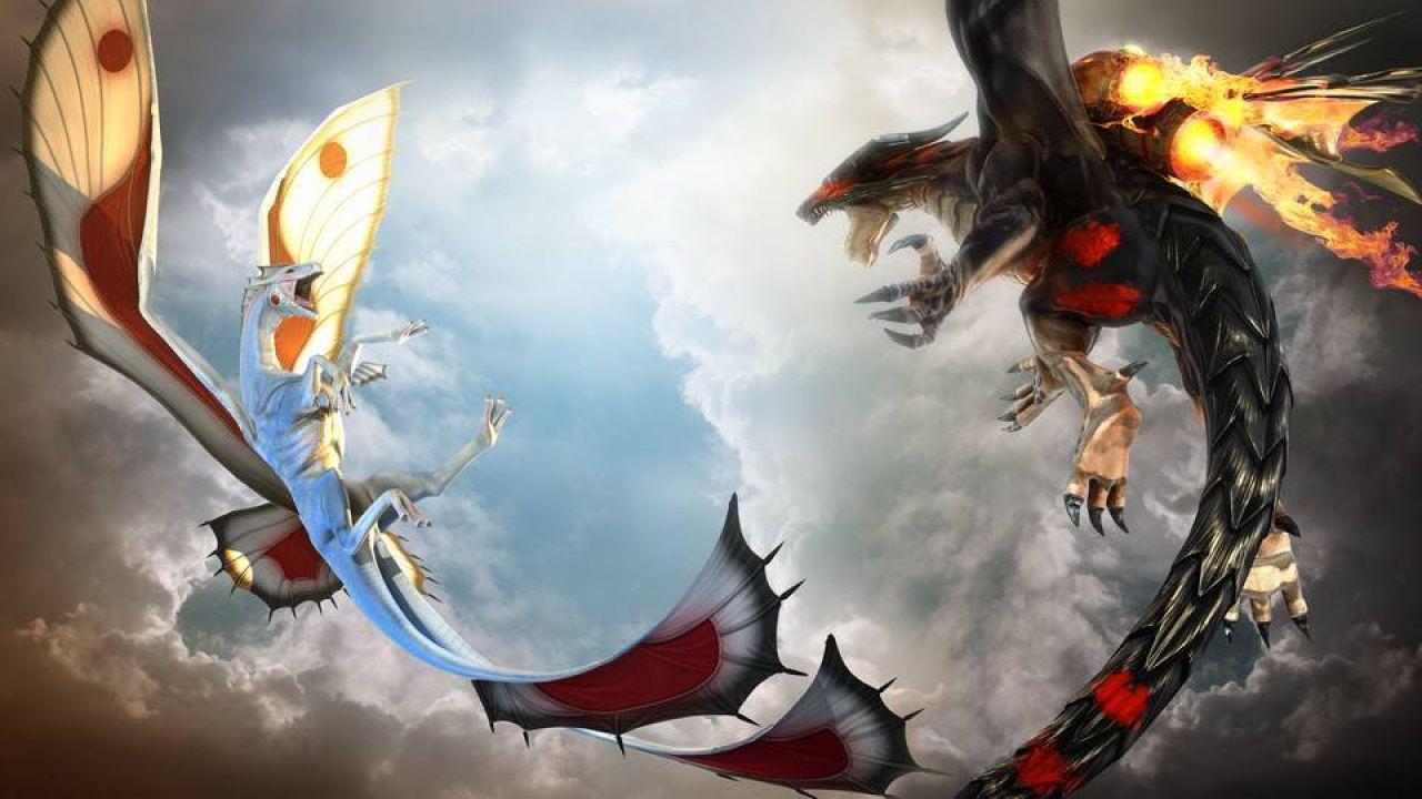 anteprima Dragon Commander