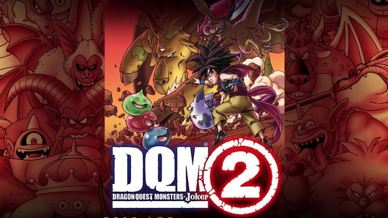 recensione Dragon Quest Monsters: Joker 2