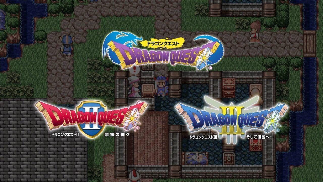 speciale Dragon Quest: la trilogia di Erdrick su Nintendo Switch