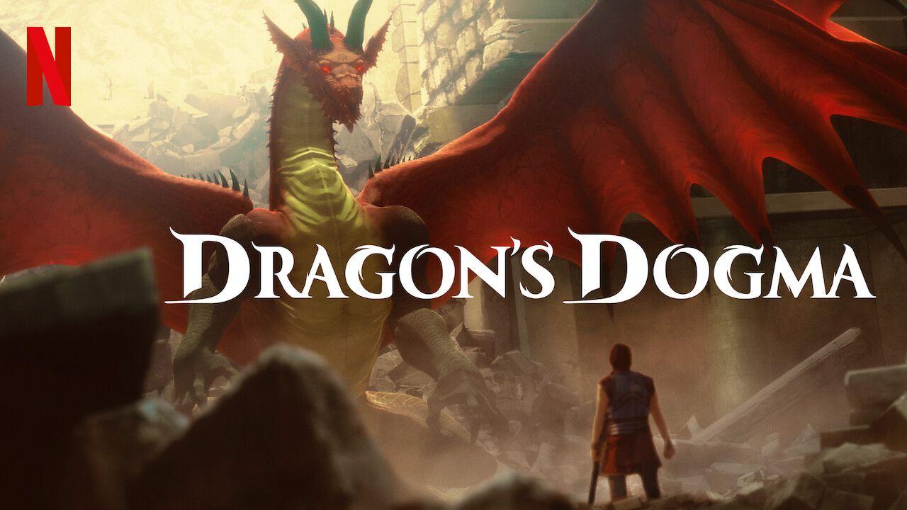 rubrica Dragon's Dogma e gli altri anime in arrivo a settembre su Netflix