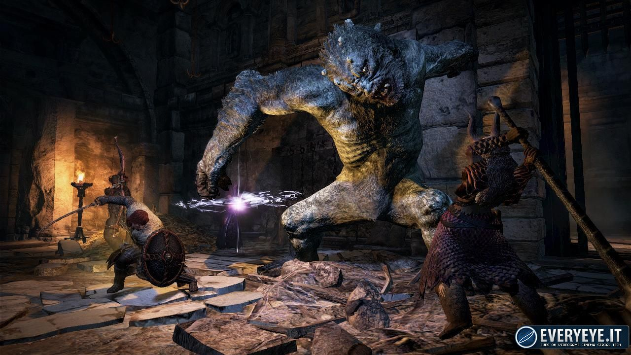 hands on Dragon's Dogma
