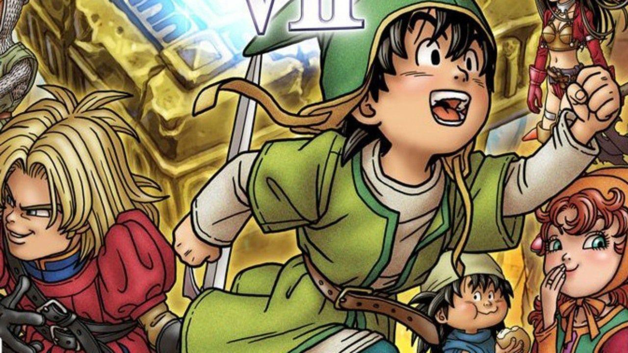 provato Dragon Quest VII: Frammenti di un Mondo Dimenticato