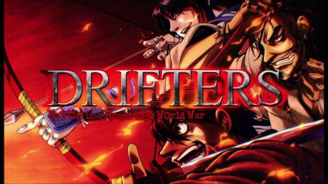 Drifters: recensione della prima stagione dell'anime disponibile su Netflix