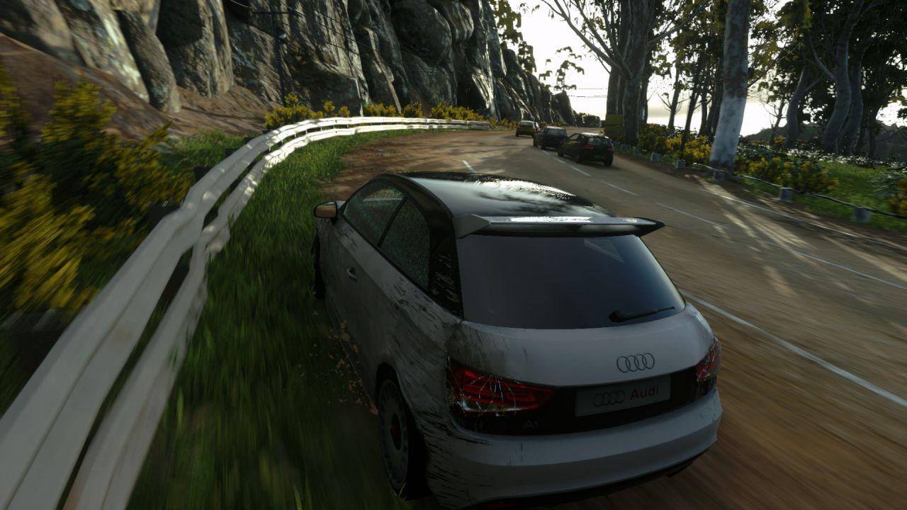 anteprima Drive Club