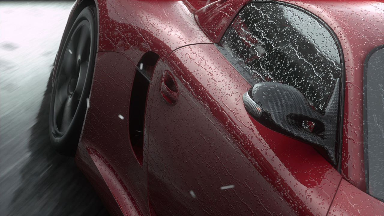 speciale DriveClub - PS Plus Edition