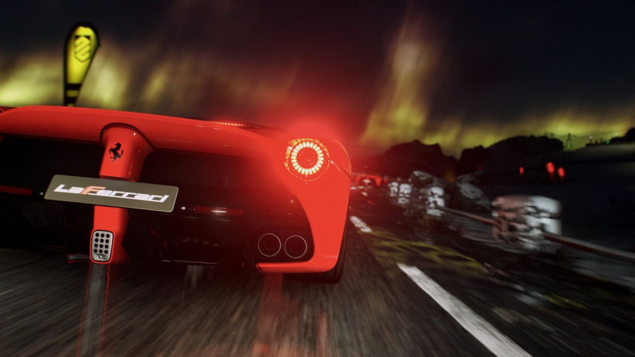 speciale DriveClub