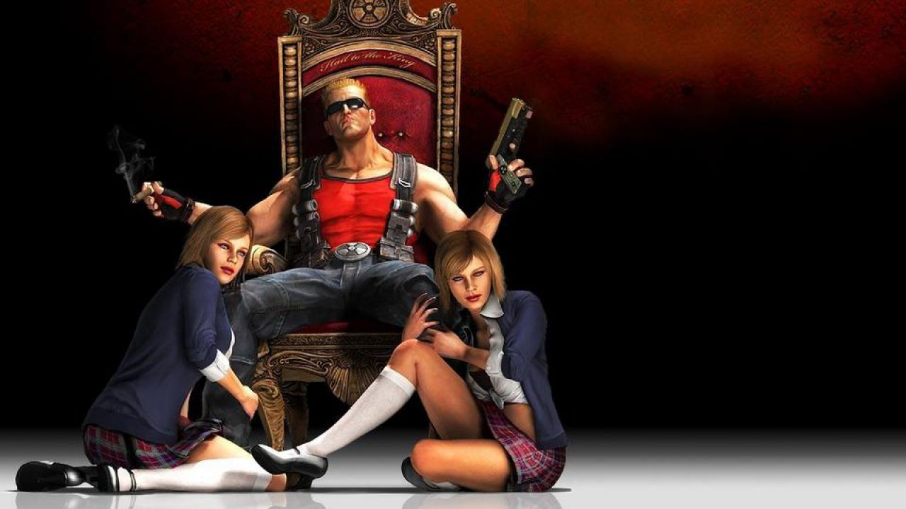 hands on Duke Nukem Forever